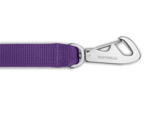 RUFFWEAR - Front Range Dog Leash, Tillandsia Purple