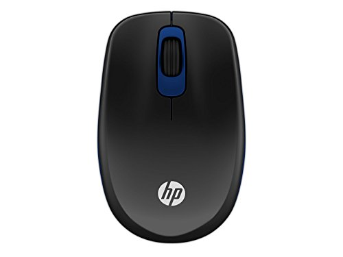 - HP Z3600 Wireless Mouse - Black/Blue