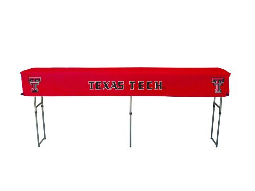 Texas Tech Canopy Buffet Table Cover