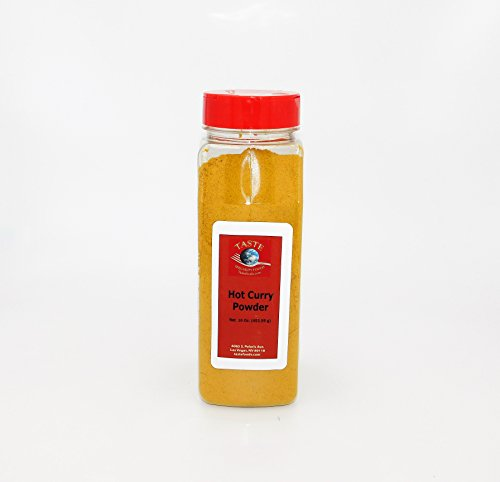 Hot Curry Powder by TASTE Specialty Foods
