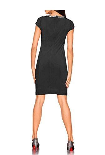 mit Strass Brooke Abendkleid Designer event Ashley Größe 34 gZxT7p