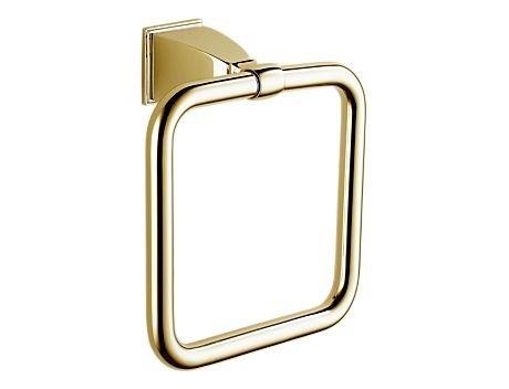 Brizo 69846-BB - Vesi: Towel Ring - Brilliance Brass - Towel Ring Bb