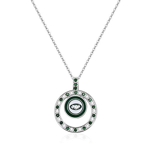 Pro Specialties Group NFL New York Jets Pendant Necklace