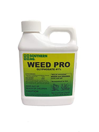 Southern Ag Weed Pro Glyphosate 41 Percent Grass and Weed Killer, 16 Ounce