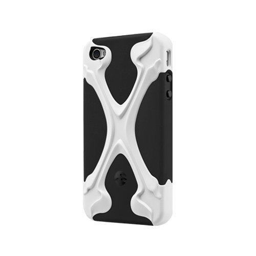 SwitchEasy CapsuleRebelX Schutzhülle Skeleton für Apple iPhone 4/4S
