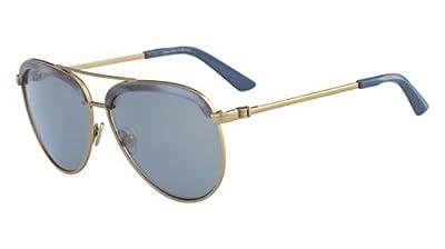 Sunglasses CALVIN KLEIN CK 8048 S 718 SATIN GOLD