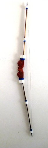Bow and Arrow Set Native American Indian Southwest Decor, Archery- OMA BRAND by OMA (Image #2)