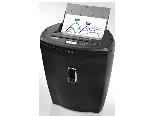 United Office Aktenvernichter Papierschredder Reiß wolf Bü roschredder Papier Schredder