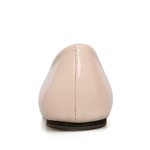 Sizes Marfil Plano Mujer 0 11 Bombas Zapatos Trabajo Extra Basic Zanpa xTIv00