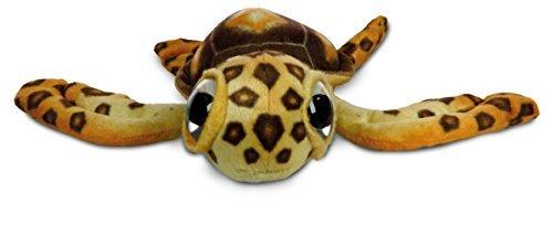 Peluche Tortuga Marina 28cm Ojos grandes Coleccionables - calidad super soft - (Verde): Amazon.es: Juguetes y juegos