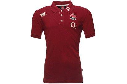Inglaterra 2013/14 Rugby Polo de manga corta para hombre Ciclismo ...