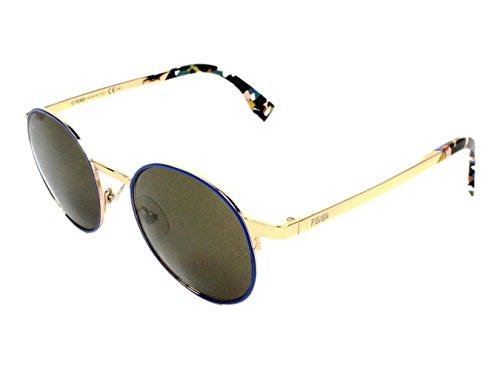 Fendy Galassia FF 0090/S - D43X1 Round Sunglasses - Fendy Sunglasses