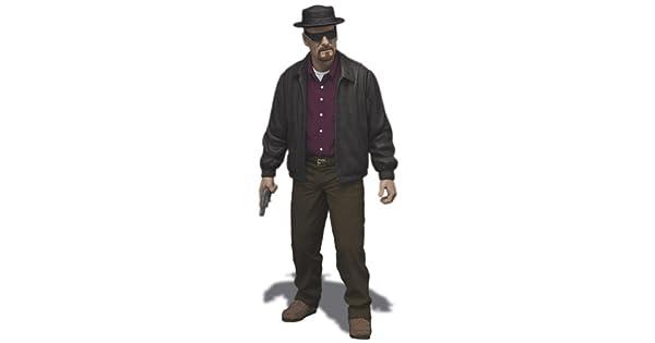 Amazon.com: Figura de acción Heisenberg Walter de Bad ...
