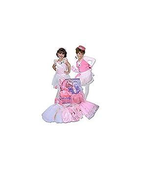 Amazon.com: Dress Up For Girls Princess Trunk 26 Pieces(Jewlery to ...