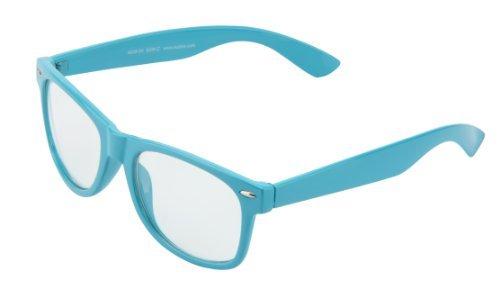 4026 de modèle transparent différentes plusieurs couleurs bleu Nerd soleil Lunettes wEaxgq66U