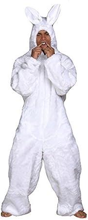 Disfraz de Conejo Blanco de disfraces disfraz peluche conejo de ...