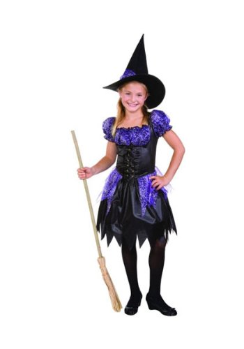 Sparkle Witch Costume for girls