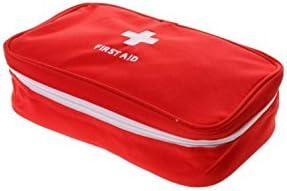 LCsndice Botiquín médico Botiquín de Primeros Auxilios Estuche Exterior Kit de Supervivencia para el Cuidado del Tratamiento: Amazon.es: Hogar
