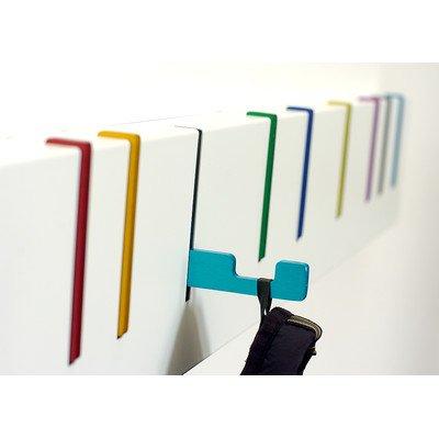 Symbol Coat Rack Finish: Multi Color by DESU Design