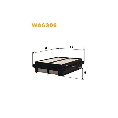 Wix Filter WA6306 Air Filter: