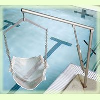 Hoyer Hydraulic Pool Lift-With Sling and Chain,Each
