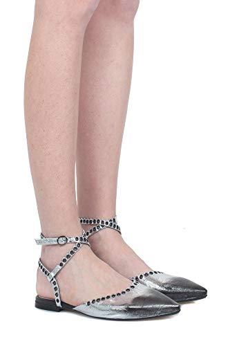 Argent For948sc 2019 Plates Mi Femme Chaussures Fruit 5298 estate Primavera Couleur fxUAAg