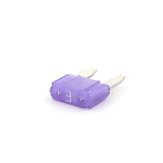 PROTECTRON MINI BLADE FUSE-3 AMP(Pack of 5)