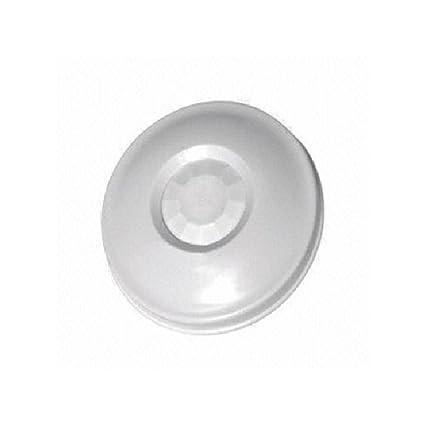 Sensor de movimiento para techo, PIR volumétrico, alarma inalámbrica