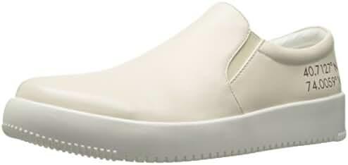 Calvin Klein Men's Gagan Soft Nappa Fashion Sneaker