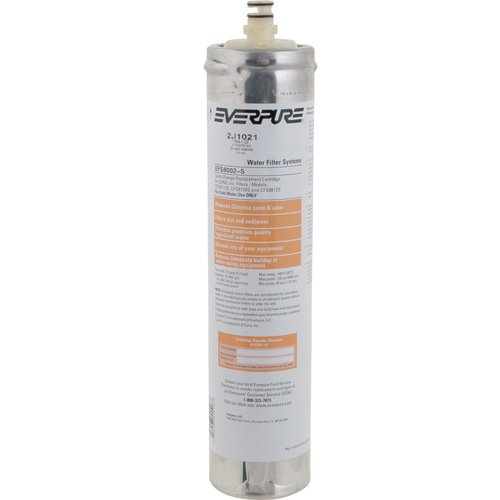 EVERPURE 3H2121 Water Filter Cartridge For use with Cuno 8000 Series EFS8002S