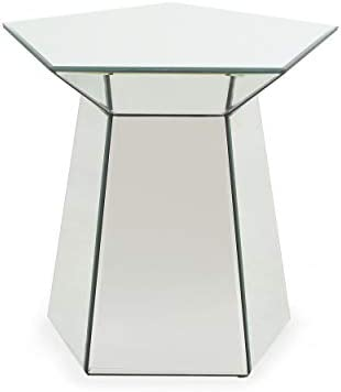 Christopher Knight Home Andre Modern Pentagon Accent Table