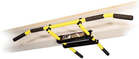 PRO Mountings I-Beam Pull up Bar Chin up Bar Yellow Long Bar