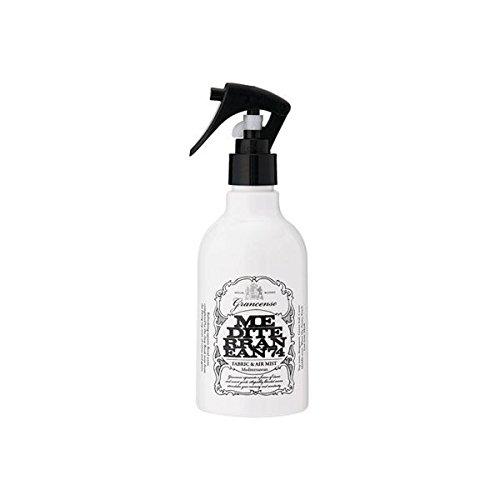 グランセンス ファブリック&エアミスト メディテレーニアン 285ml (消臭?除菌スプレー 室内芳香 日本製 アロマ 潮風を感じさせてくれるアクアティック?フローラルの香り)