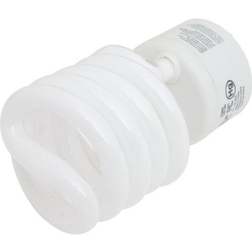 Integrated Compact Fluorescent Bulb Value Light 23W 4100K Twist GU24 Base 12/Pk