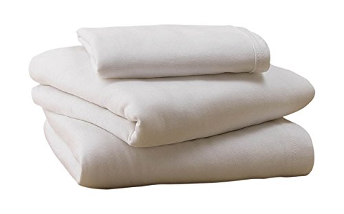 medline MDTFS4J14 Soft-Fit Knitted Fitted Flat Sheets, 84...