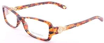 TIFFANY Eyeglasses TF 2048B 8114 Havana 51MM