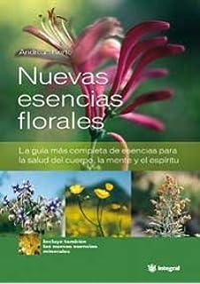 Nuevas Esencias Florales (Spanish Edition)