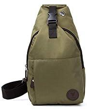 Kindfox Erkek Çapraz Çanta   Kulaklık Çıkışlı   İmperteks Kumaş   Çapraz Askılı Çanta   Spor Çanta   Bodybag
