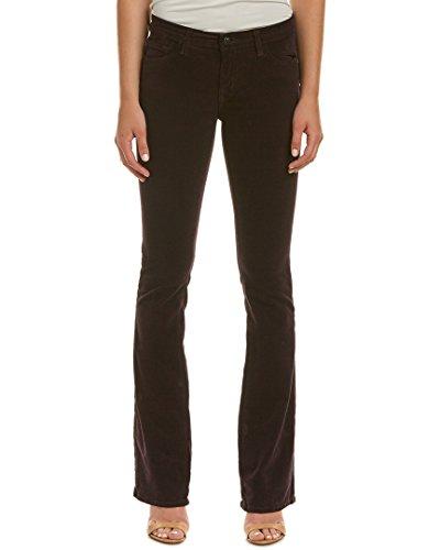 J Brand Flare Jeans (J Brand Womens Janey Grape Baby Bell Flare Leg, 27, Purple)