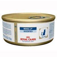 Royal Canin Feline Renal LP Modified Cat Food 24/6 oz Cans, My Pet Supplies