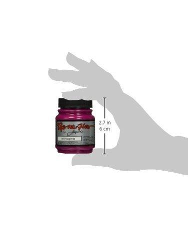 Jacquard Dye-Na-Flow Specialty Paint Set, 2.25 Ounces, Assorted Colors, Set of 10