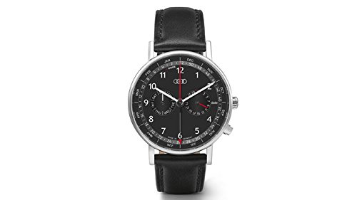 Montre homme Audi business noir
