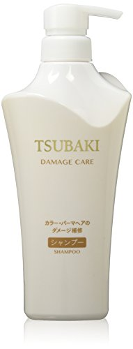 TSUBAKI Shiseido Damage Care Shampoo Pump Damage Care Shampoo
