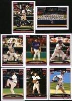 NEW 2006 Topps Series 1 DETROIT TIGERS Baseball Cards Team Set