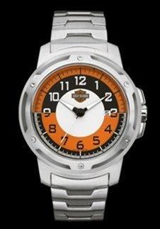 Harley Davidson 76b152 Mens Bracelet Mens Watch