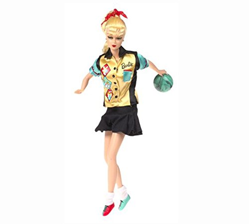 12' Collectors Edition - Barbie Bowling Champ Collector Edition 12' Doll