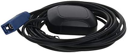 DealMux Antena Activa GPS FAKRA-C Recta 3M, 28dB Ganancia LNA ...