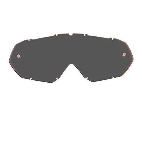 ONEAL Verre de rechange B-Flex Mirror Style–Gris, Antibuée gris