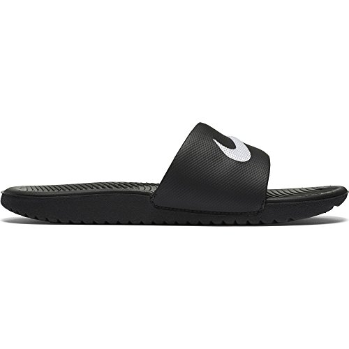Toddler Boy's Nike 'Kawa' Slide Sandal, Size 12 M - Black
