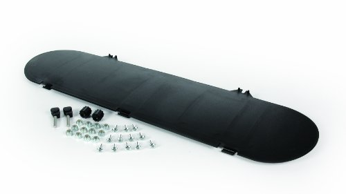 Camco 40549 Replacement Cap Kit for New Style Propane Tank Cover (Black)